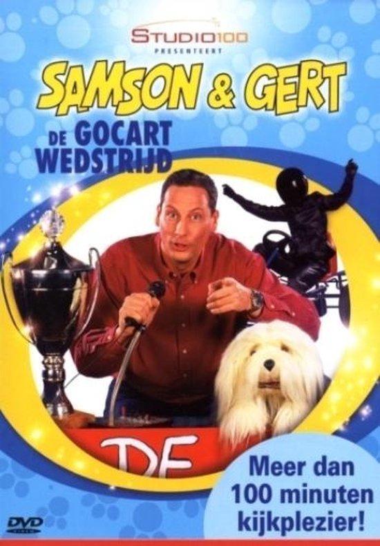 Cover van de film 'De Go-Car Wedstrijd'