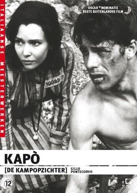 Cover van de film 'Kapò'