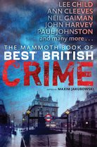 Omslag The Mammoth Book of Best British Crime 10