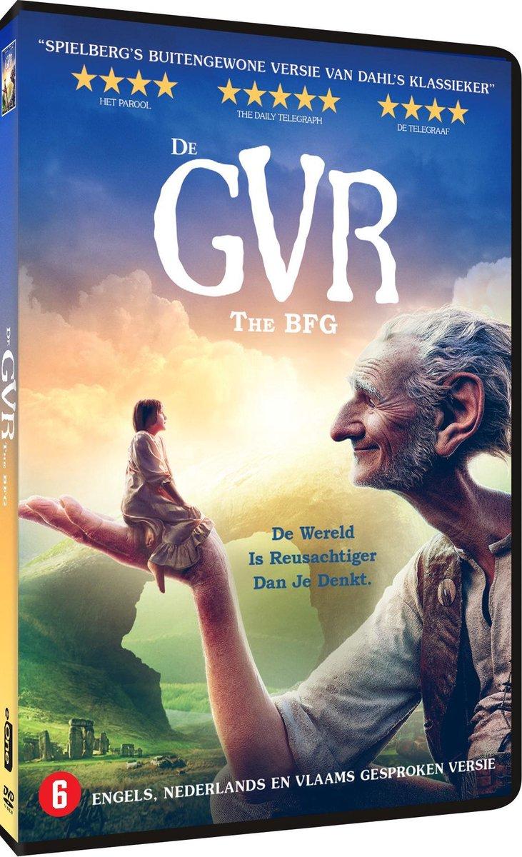 De GVR (Grote Vriendelijke Reus) - Movie