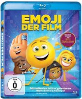 The Emoji Movie (2017) (Blu-ray)