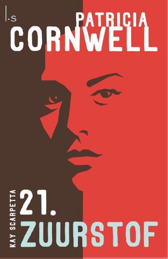 Kay Scarpetta 21 - Zuurstof - Patricia Cornwell | Fthsonline.com