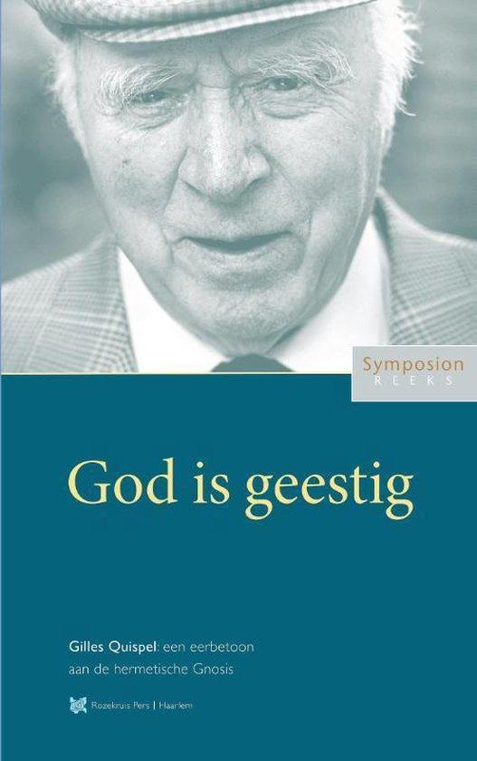 Symposionreeks 38 - God is geestig - none |