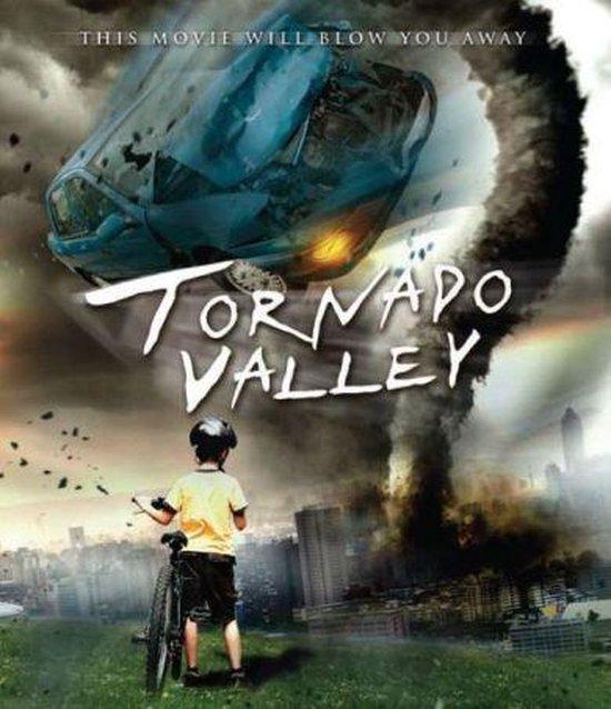 Cover van de film 'Tornado Valley'