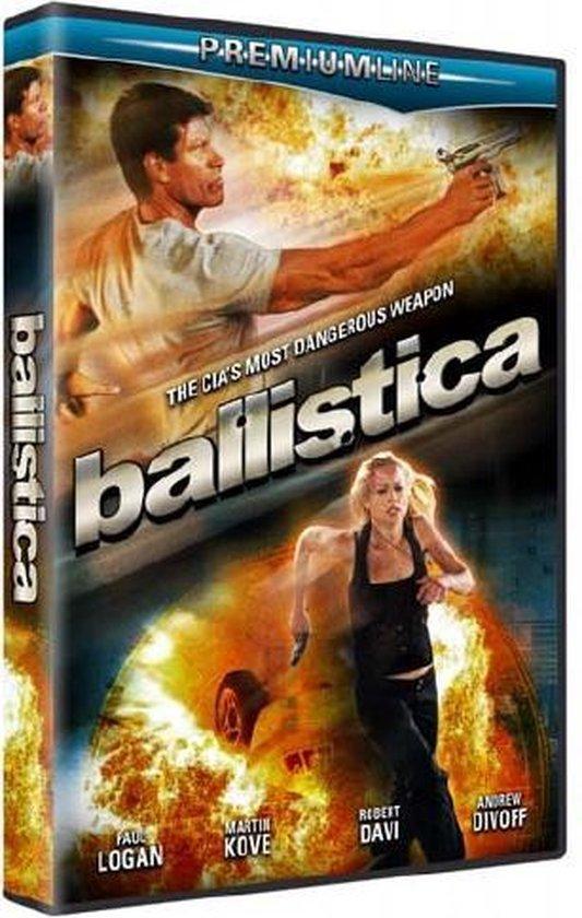 Cover van de film 'Ballistica'