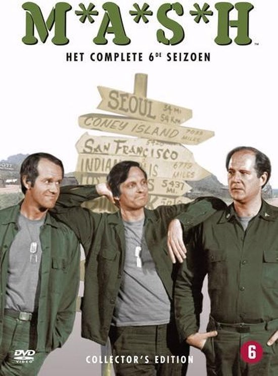 Cover van de film 'M*A*S*H'