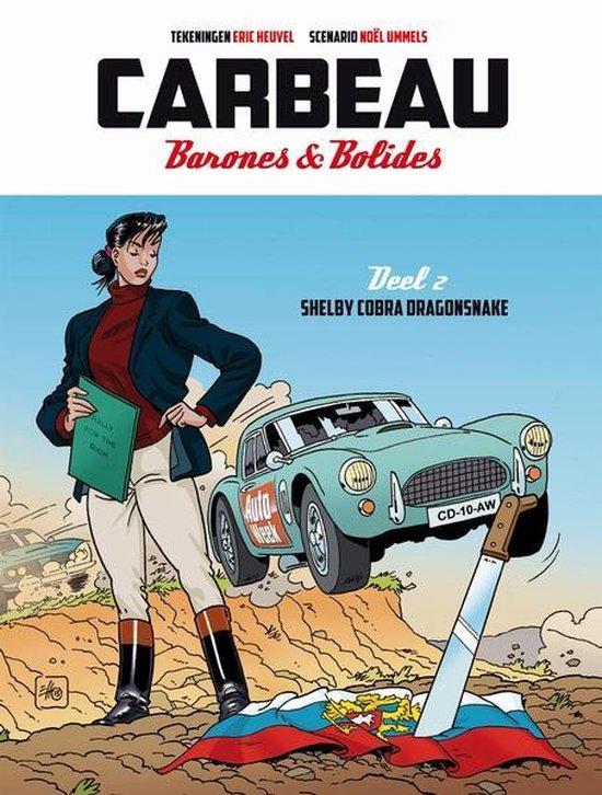 Carbeau hc02. shelby cobra dragonsnake - Eric Heuvel | Fthsonline.com