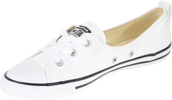   Converse All Star Ballet Lace 547167C Wit maat 38.5