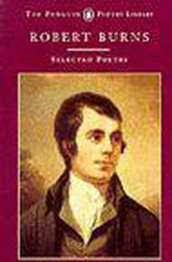 Boek cover Selected Poetry van Robert Burns