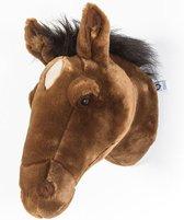 Dierenkop Paard pluche Scarlett Wild & Soft