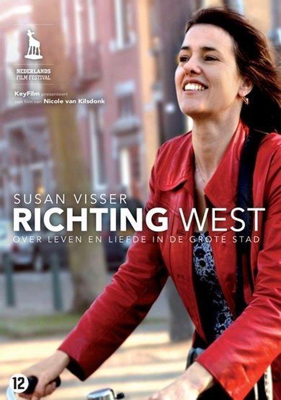 Cover van de film 'Richting West'