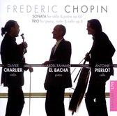 Charlier El Bacha Pierlot - Sonate & Trio