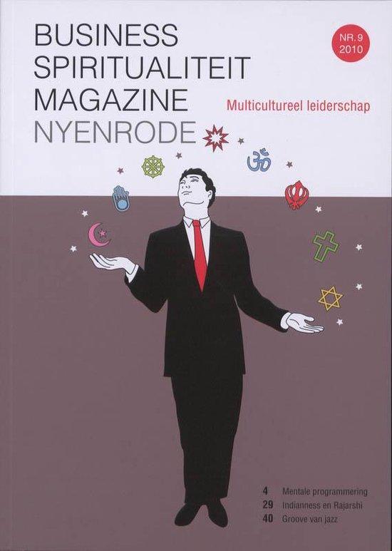 Business Spiritualiteit Magazine Nyenrode / 9/2010 - Blot, P. de |