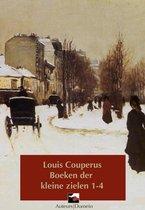 Boek cover Nederlandse klassieken - De boeken der kleine zielen van Louis Couperus