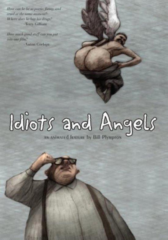 Cover van de film 'Idiots And Angels'