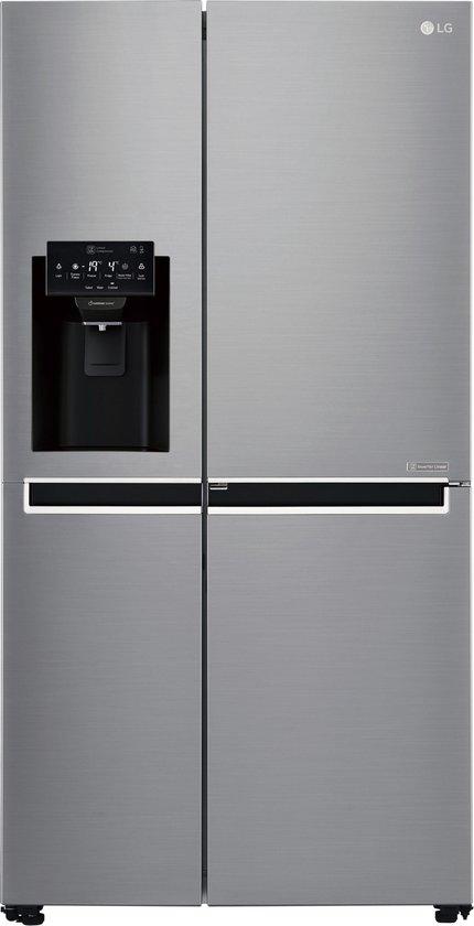 Amerikaanse koelkast: LG GSJ760PZXV - Amerikaanse koelkast - Zilver, van het merk LG
