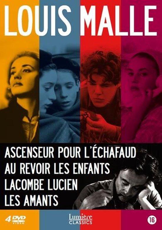 Cover van de film 'Louis Malle Box'