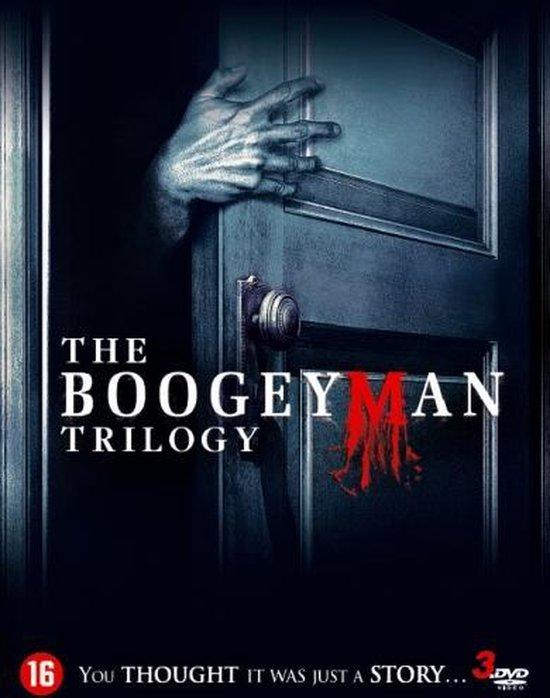 Cover van de film 'Boogeyman Trilogy'