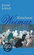 Boek cover Klatschnest Weimar van Konrad Kratzsch