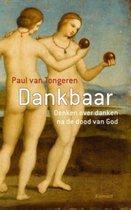 Boek cover Dankbaar van Paul van Tongeren