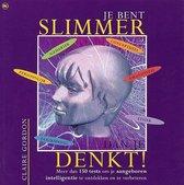 Boek cover Je Bent Slimmer Dan Je Denkt! van Claire Gordon