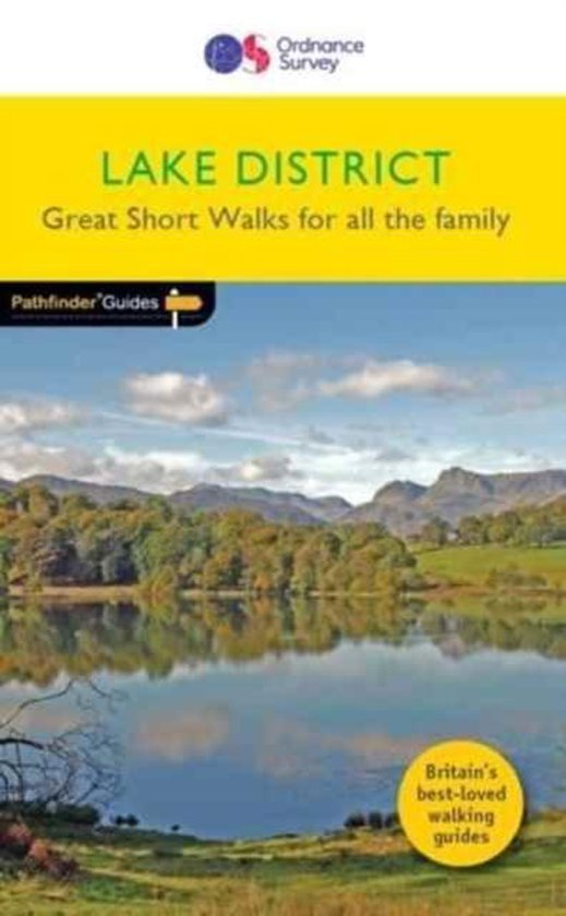 Boek cover Lake District van Terry Marsh (Paperback)