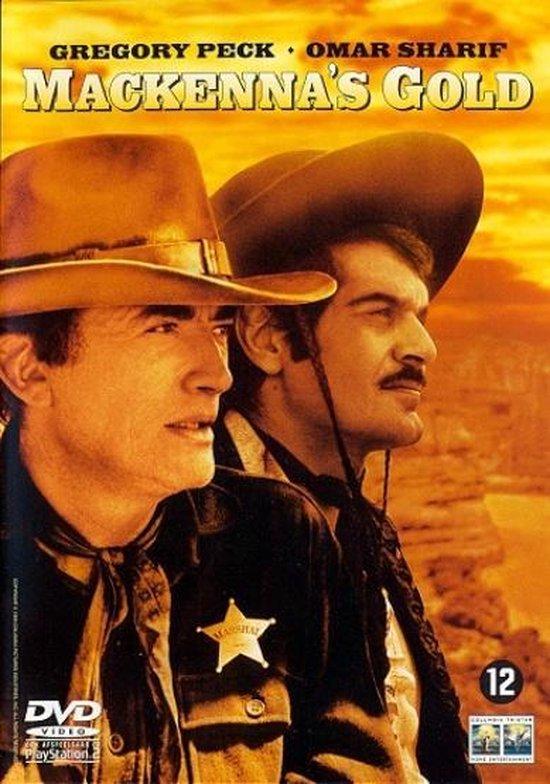 Cover van de film 'Mackenna's Gold'