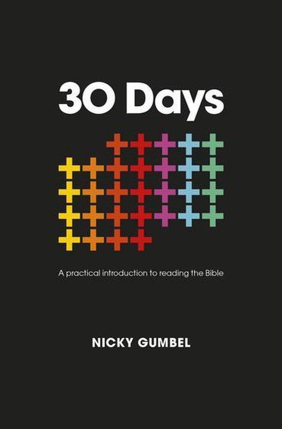 Boek cover 30 Days van Nicky Gumbel (Onbekend)