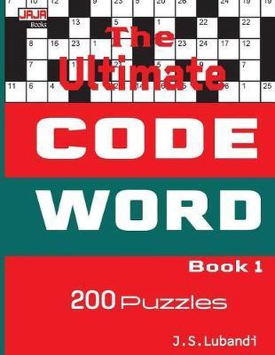 The Ultimate Code Word Book 1