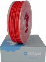 FilRight Maker Filament PLA  - Rood - 1.75mm