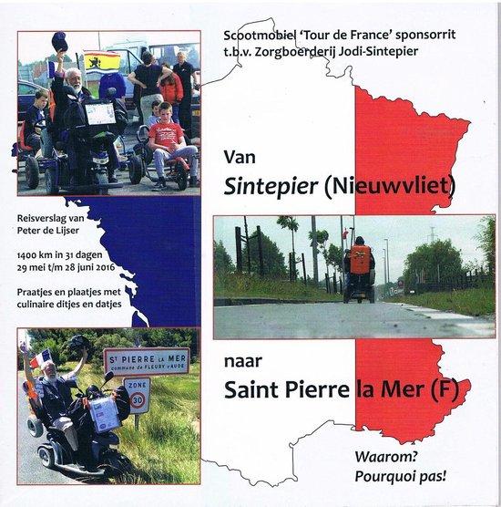 Van Sintepier (Nieuwvliet) naar Saint Pierre la Mer (F)