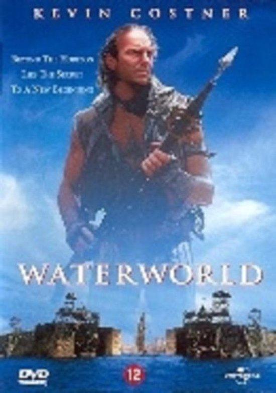 Cover van de film 'Waterworld'