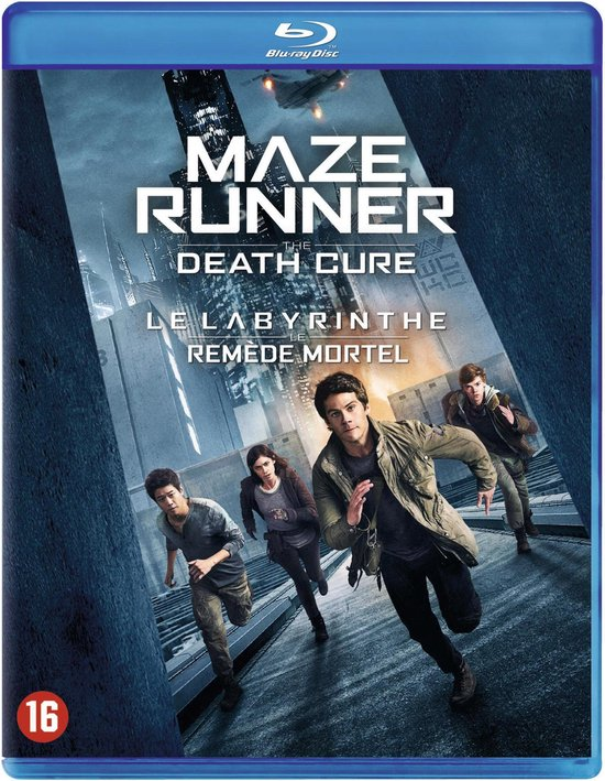 Maze Runner: The Death Cure (Blu-ray) - Film