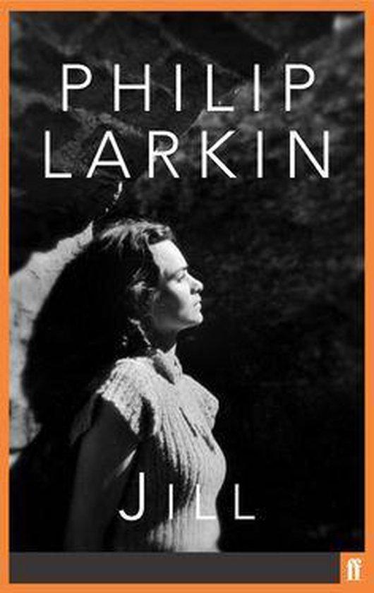 Boek cover Jill van Philip Larkin (Onbekend)