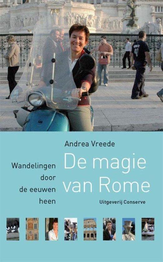 Cover van het boek 'De Magie van Rome' van A. Vreede