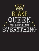 BLAKE - Queen Of Fucking Everything