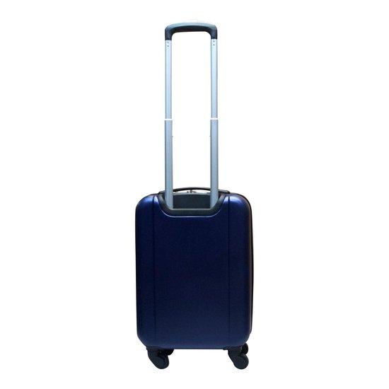 Benzi Gomera Handbagage koffer - 55 cm - Donkerblauw
