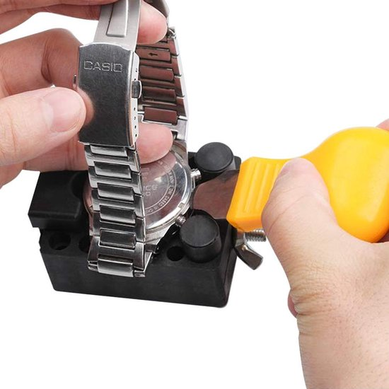 MMOBIEL 144-delige Precisie Reparatie Set / Toolkit voor Horloge Reparatie