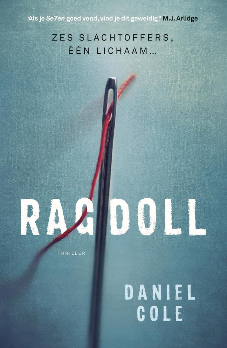 Ragdoll 1 - Ragdoll - Daniel Cole
