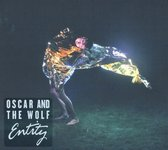 CD cover van Entity van Oscar and the Wolf