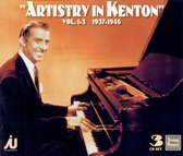 Artistry In Kenton Vols. 1-3 1937-1946