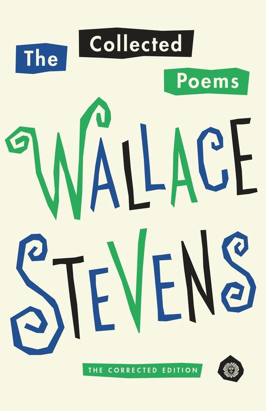 Boek cover The Collected Poems van Wallace Stevens (Paperback)