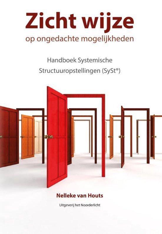 Boek cover Zicht wijze op ongedachte mogelijkheden van Nelleke van Houts (Hardcover)
