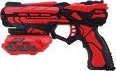 Tack Pro Shooter 1 met 6 darts, 18 cm