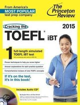 Boek cover Cracking the TOEFL IBT van Princeton Review