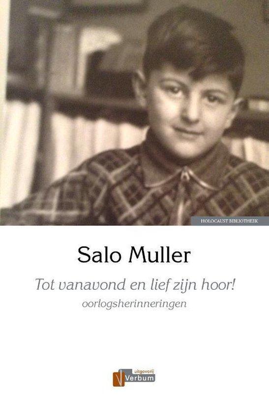 Tot vanavond en lief zijn hoor! - Salo Muller | Readingchampions.org.uk