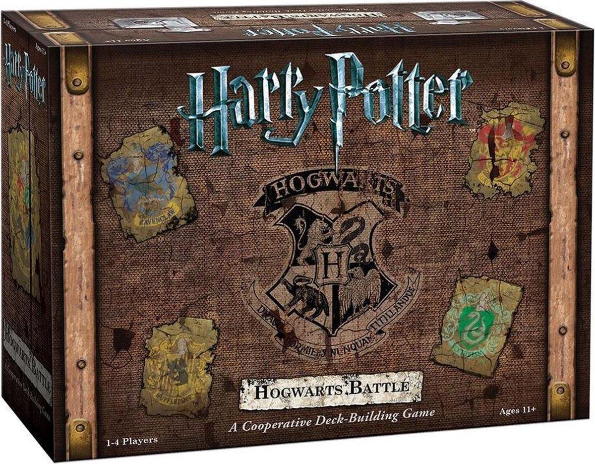 Harry Potter and the Battle of Hogwarts - Engelstalig Bordspel