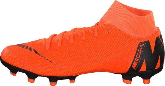 Nike Mercurial Superfly VI Academy MG Voetbalschoenen Volwassenen Total Orange