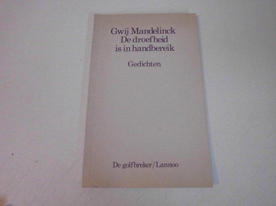 Droefheid is in handbereik - Mandelinck pdf epub
