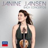 CD cover van Jansen Janine - Bach Concertos van Janine Jansen